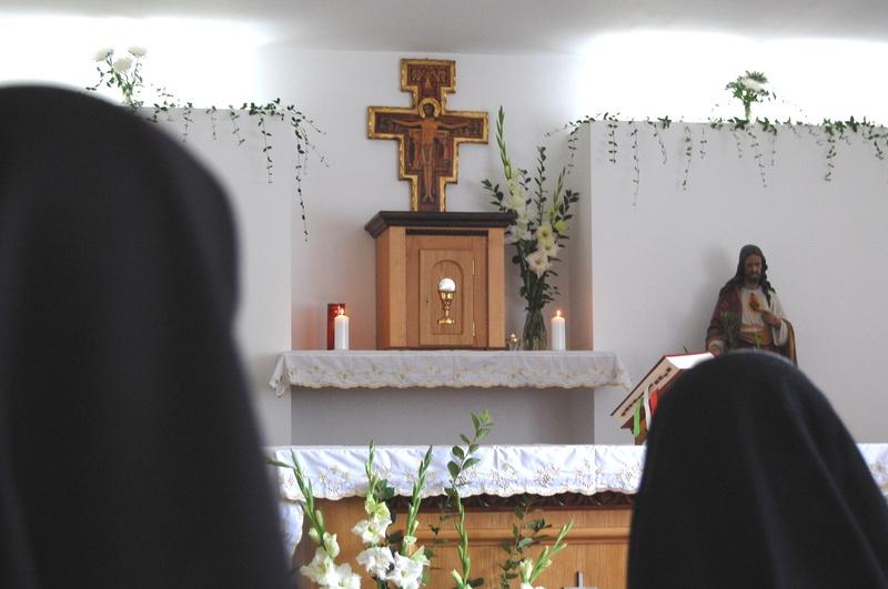 Vienuolyno koplycios altorius